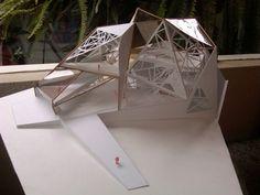 Картинки по запросу arquitectura organica maquetas