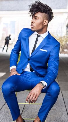 BluePost01.jpg (375×500) | Style | Pinterest | Blazers, Suits and