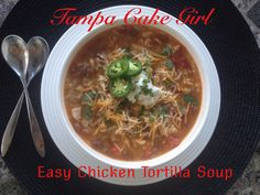 This is an easy go to meal. Nothing about this soup is homemade but you will think it is when you make it. This is a great stand alone meal or it makes a wonderful addition to what you are serving ...