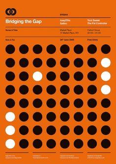 BTG Poster Series on the Behance Network