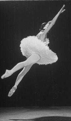 Margot Fonteyn / Photo: Gjon Mili, 1949 - LIFE