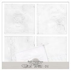 Textured Whites - 01