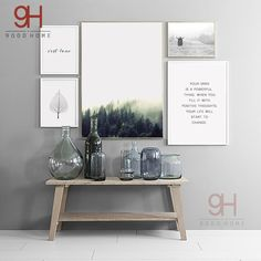 Style: Modern Material: Canvas Model Number: NOR013 Type: Canvas Printings Brand Name: Jiubai-900d Medium: Waterproof Ink Technics: Spray Painting Support Base: Canvas Frame mode: Unframed Frame: No Form: Single Subjects: Landscape Original: No Material: Cotton Canvas Modern Posters: Wall Pictures for Living Room Nordic Style: Scenery Forest: Landscape Decoration: Posters and Prints Cheap Price: High-quality Shape: Rectangle