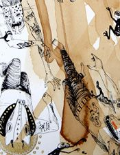 Saner - Los Iluminados | FIFTY24SF | Art, Gallery, San Francisco, Contemporary Art Space
