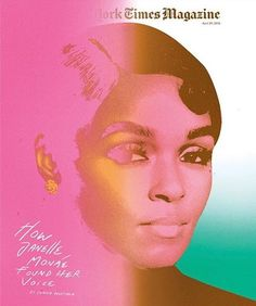 Janelle Monáe covers The New York Times Magazine, USA