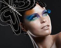 special make up carnival butterfly maquiagem especial carnaval borboleta