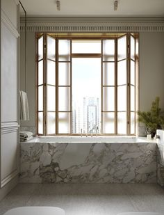 Washroom Design, Bathroom Interior Design, Beautiful Bathrooms, Modern Bathroom, Installation Architecture, Edwardian House, Bathroom Design Inspiration, Transitional House, Idee Diy
