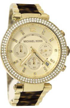 Michael Kors Women's Mk5688 Madison Chronograph gold tone. : Disclosure: Affiliate link $172.90