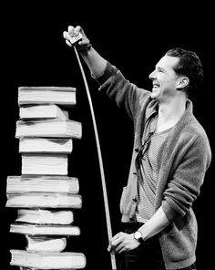 BBC Radio 2's 500 WORDS, 2014:05:29 Benedict Cumberbatch