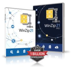 WinZip PRO 21 allows the user to protect their documents using password and encryption features. These features safeguard your informations..