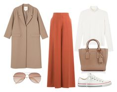 jdfb by kata-szabo on Polyvore featuring polyvore fashion style Monki Valentino Converse Michael Kors H&M clothing
