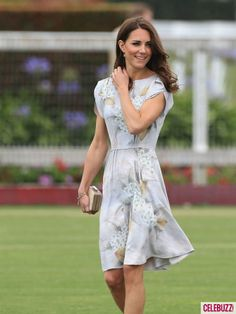 kate watches will play polo!