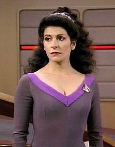 Deana Troi, The Next Generation.