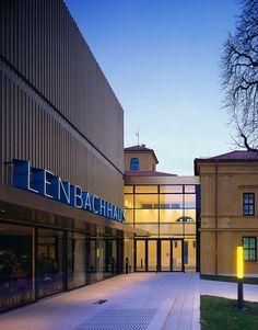 Lenbachhaus -Das Neue Lenbachhaus