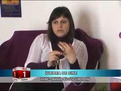 Niculina Gheorghita la Iubirea de sine, All 1 TV Roman, 23 martie partea 1 Tv, Inspirational, Youtube, Rome, Tvs, Inspiration, Youtubers, Youtube Movies, Television Set