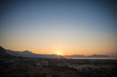 Certo che il tramonto è qualcosa di magnifico, da queste parti. 🌇 #landscape #Palermo #photography #sunset