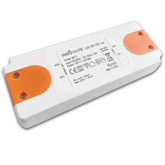 LED Treiber 21 Volt 2A 24 Watt Netzstecker-Treiber Trafo Transformator