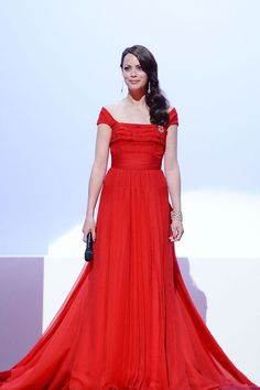 Bérénice Béjo, host of the Opening Ceremony of the 65th Cannes Film Festival