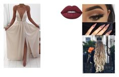 """""""Untitled #606"""" by itsbatman ❤ liked on Polyvore featuring Lime Crime"""