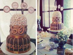 Cake rustic event