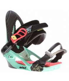 K2 Agogo Snowboard Bindings