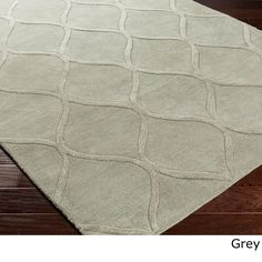 Surya Hand-Tufted Lechlade Rug