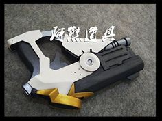 OW MERCY double weapons Cosplay Prop - Brought to you by Avarsha.com