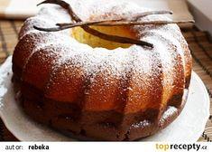Bábovka z podmáslí recept - TopRecepty.cz Bunt Cakes, Kefir, Baked Potato, Food And Drink, Pudding, Baking, Ethnic Recipes, Desserts, Pastries