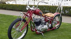 Indian Chief Bobber by Kiwi Indian