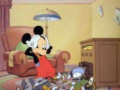 Mickey - A Casa dos Sonhos do Pluto