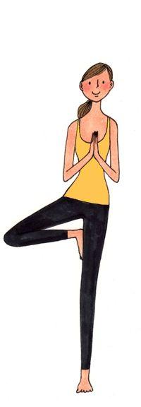 Le yoga des coquettes - Insolite - My Little Lyon