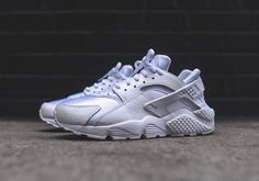"""This Newer Version Of The """"All-White"""" Huarache Might Be Better Than The Original - SneakerNews.com"""