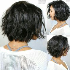 This is nice. Id like my hair this length.