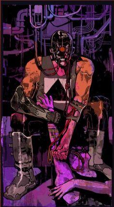 Arte Cyberpunk, Cyberpunk 2077, Cyberpunk Aesthetic, Fandom Games, The Hierophant, Online Tarot, Major Arcana, Environment Concept Art, Tarot Decks