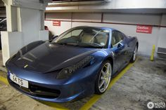 Ferrari 458 Spider in London, United Kingdom Spotted on by Ferrari 458, Spider, Cars, Vehicles, Sports, Hs Sports, Spiders, Autos, Sport