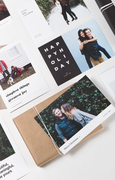 The 2015 Holiday Card Collection from @artifactuprsng has arrived!  With new designs so good, we dare you – try picking a favorite. Each holiday card in the 2015 line is printed on premium quality 100% recycled paper and includes kraft envelopes. It's never too early for a good thing, right?