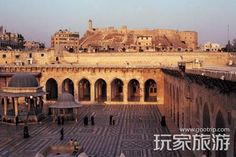 Tagline from inside Chine Newspaper: Damascus, Syria, forget the war to enjoy the beauty!