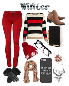 A fashion look from December 2016 featuring red shirt, wide-leg jeans and short boots. Browse and shop related looks. Red Jeans, Disney Villains, Red Shirt, Wide Leg Jeans, Short Boots, Max Mara, Jimmy Choo, Banana Republic, Bootie Boots