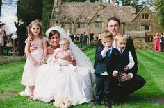 #wedding #bride #groom #flowers