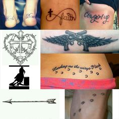 Country girl tattoos