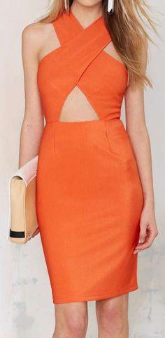Glamorous Chiquita Cutout Bodycon Dress.pb