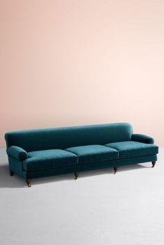 Willoughby Three-Cushion Sofa