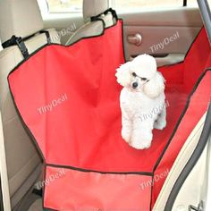 WHOLESALE 6x - Stylish Waterproof Roll-up Pet Cat Dog Puppy Mat Car Carrier