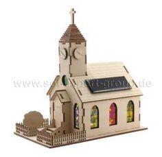 "Solar church ""Harmony"""
