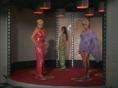 long standing life goal: get the outfits of Mudd's Women! and their magic radioactive good looks! :-D