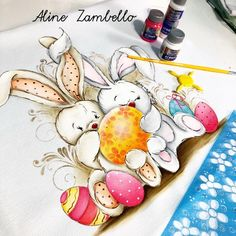 Discover recipes, home ideas, style inspiration and other ideas to try. Making Out, Crafts To Make, Lily, Fabric, How To Make, Painting, Easter Ideas, Instagram, Batman