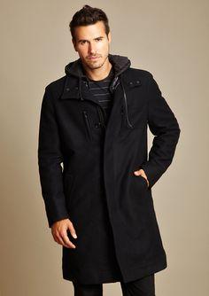 John Varvatos Mercer Coat
