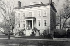 Once the family residence of Oran and Eliza Follett, the Follett House Museum is home to an outstanding local history collection, documenting the history of the city of Sandusky and Erie County.