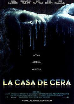 La casa de cera (Audio Latino) 2005 online