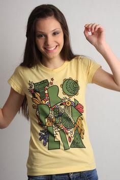 Tropicália #tee #camiseta